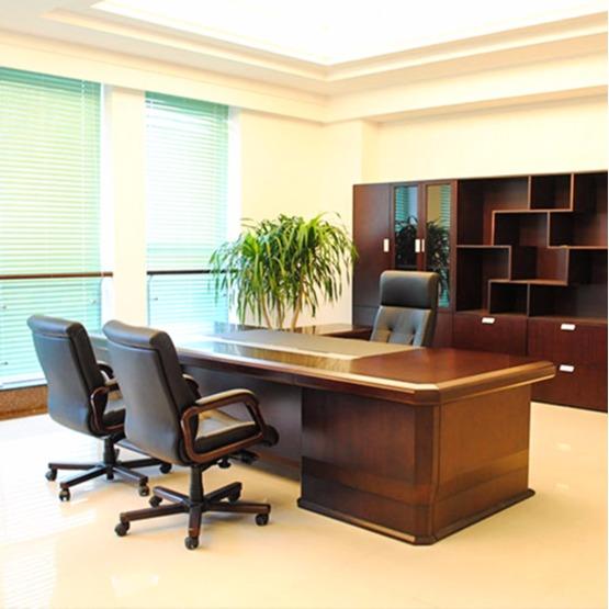 湖南钻石家装:西中心写字楼,长沙办公室家具,简单大气上档次