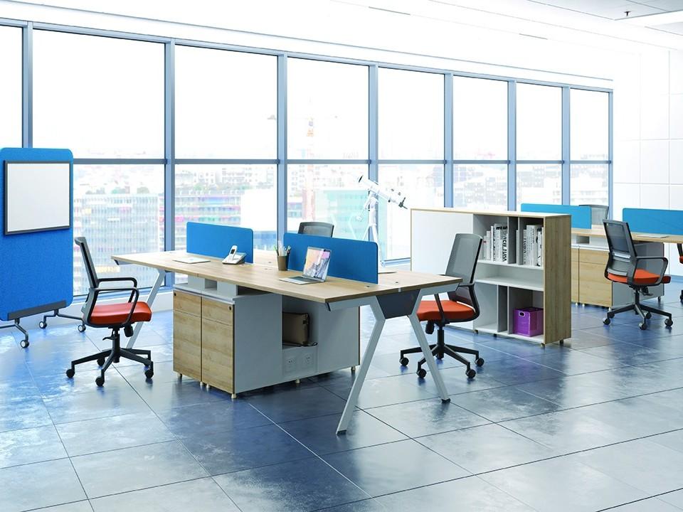 职员办公桌-职员桌系列厂