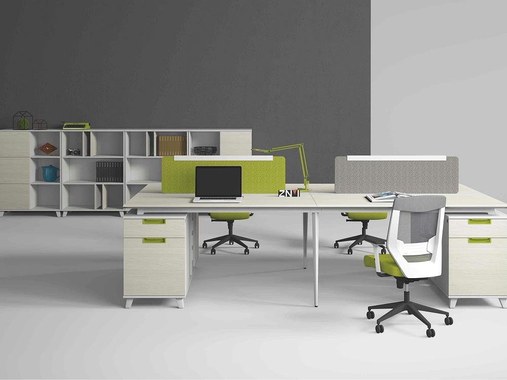 职员办公桌-开放区办公桌厂