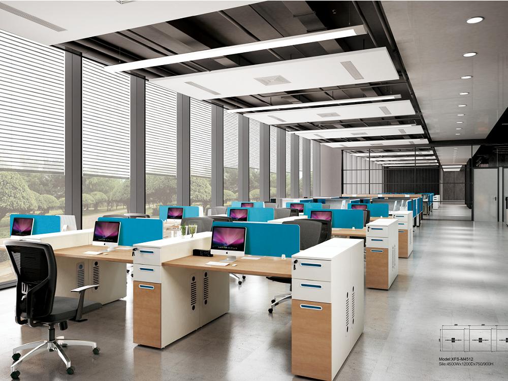 办公工作位-长沙办公桌厂家
