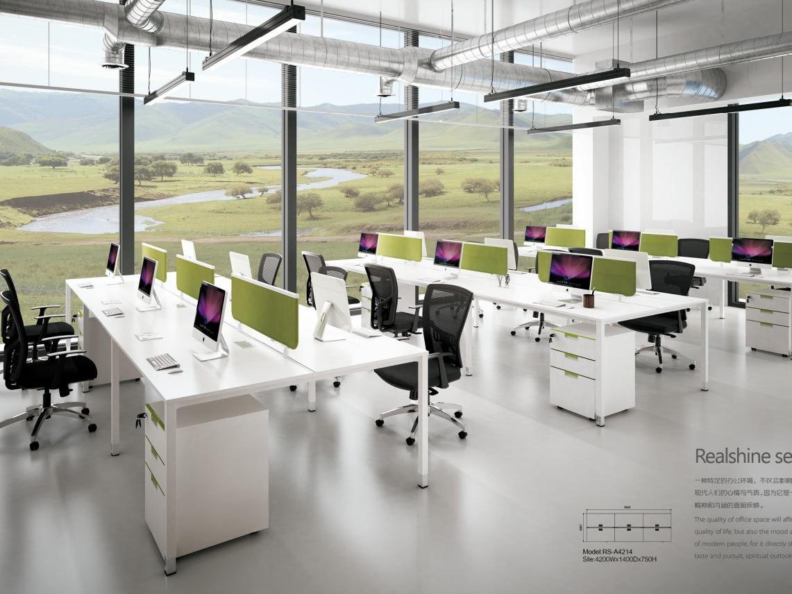公司办公桌-办公桌定制