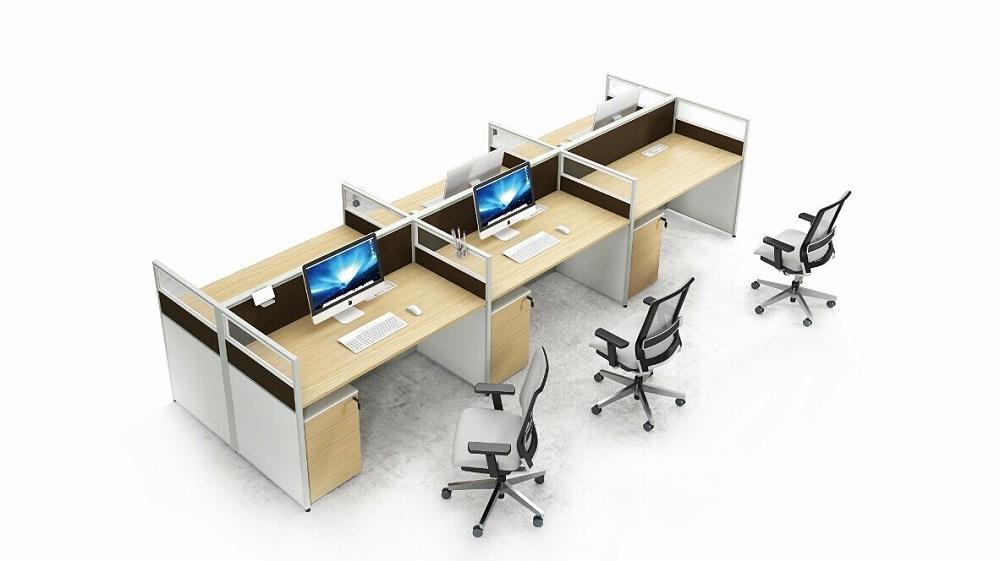公司-屏风办公桌-定制