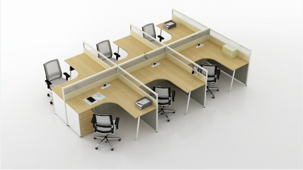 办公区-屏风办公桌-厂家