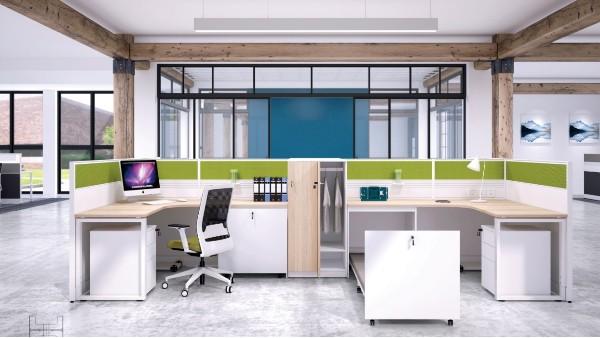 办公室-屏风办公桌厂家