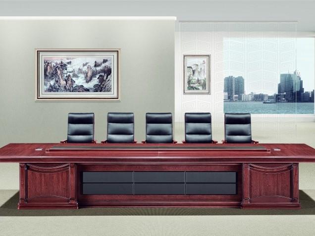会议桌-实木会议桌定制