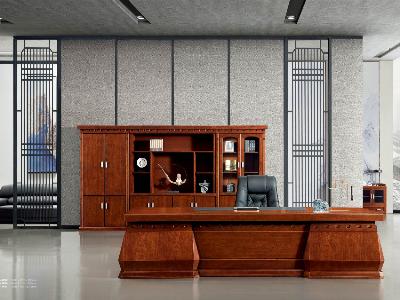 总裁办公桌-长沙大班台