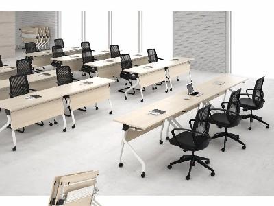 会议室-现代培训桌定制
