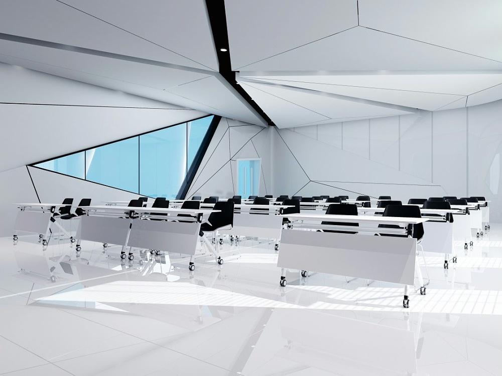 公司培训桌-板式会议桌厂家