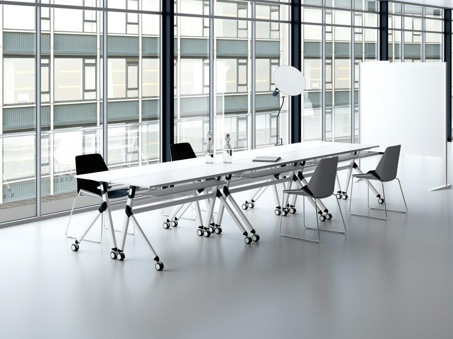 公司培训桌-板式会议桌厂