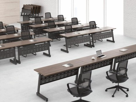 公司培训桌-板式会议桌定制
