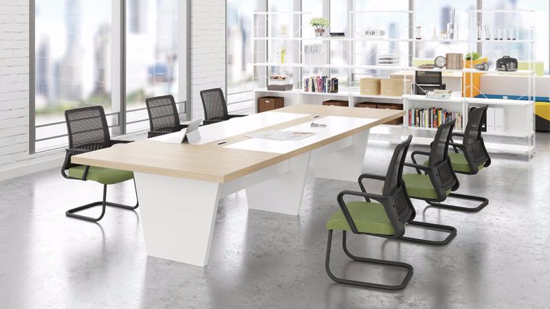 小型朗格會議桌 現代會議桌