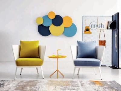 休闲区-现代洽谈桌椅厂家