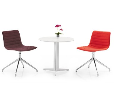 休闲区-现代洽谈桌椅厂