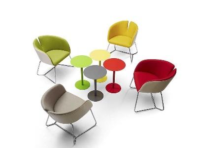 洽谈区-现代洽谈桌椅厂