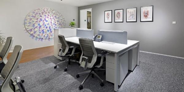 长沙办公家具厂的办公家具与室内设计的联系