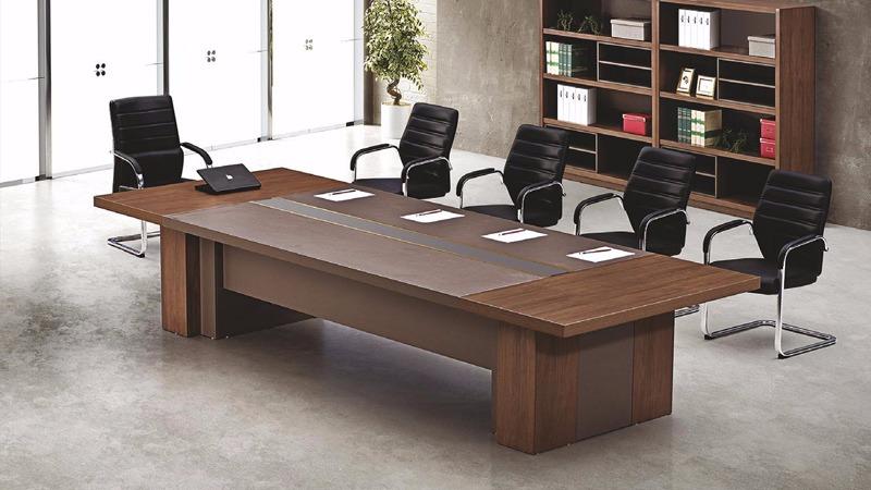 大型卡諾會議桌 現代簡約會議桌