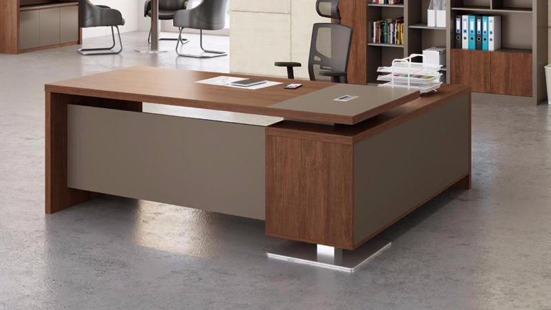 卡诺主管桌 现代主管办公桌