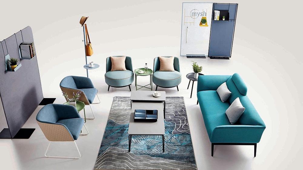 组合接待-休闲沙发