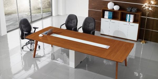 长沙办公家具常见的颜色和木纹应用