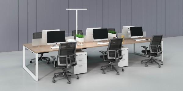 购买长沙办公家具造型风格色彩搭配如何挑选?