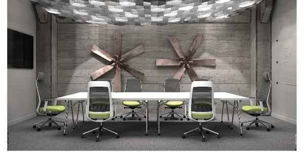 长沙办公家具厂如何生产办公沙发?