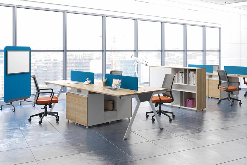 伟豪简约办公家具,带领你的办公生活