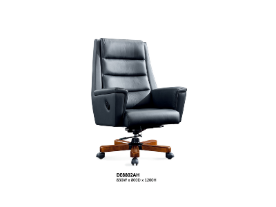 CEO老板椅-大班椅-牛皮椅