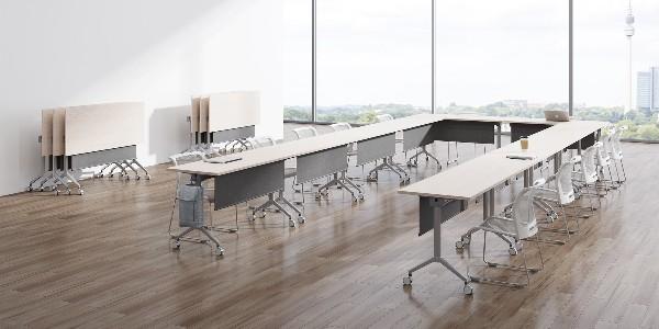 长沙办公家具厂的品质决定办公的环境?