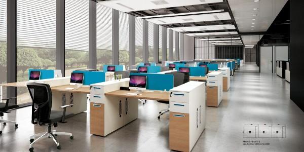 长沙办公家具厂告诉你家具颜色如何搭配