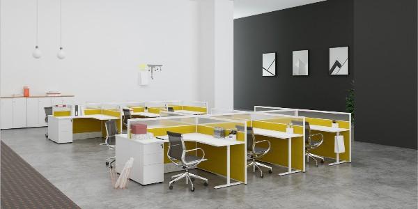 长沙办公家具厂的屏风办公家具的优势是什么?