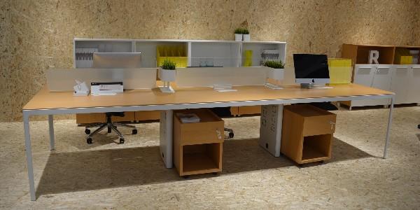 长沙办公家具厂的现代简约风线条型设计