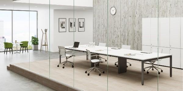 【长沙办公家具】整体办公家具设计的秘诀