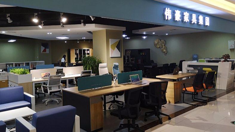 办公家具展示(4)