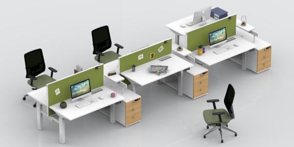 长沙办公家具设计的现代简约风