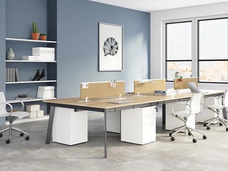 公司办公桌-办公桌订制