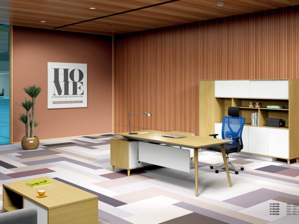 主管办公桌-板式桌厂