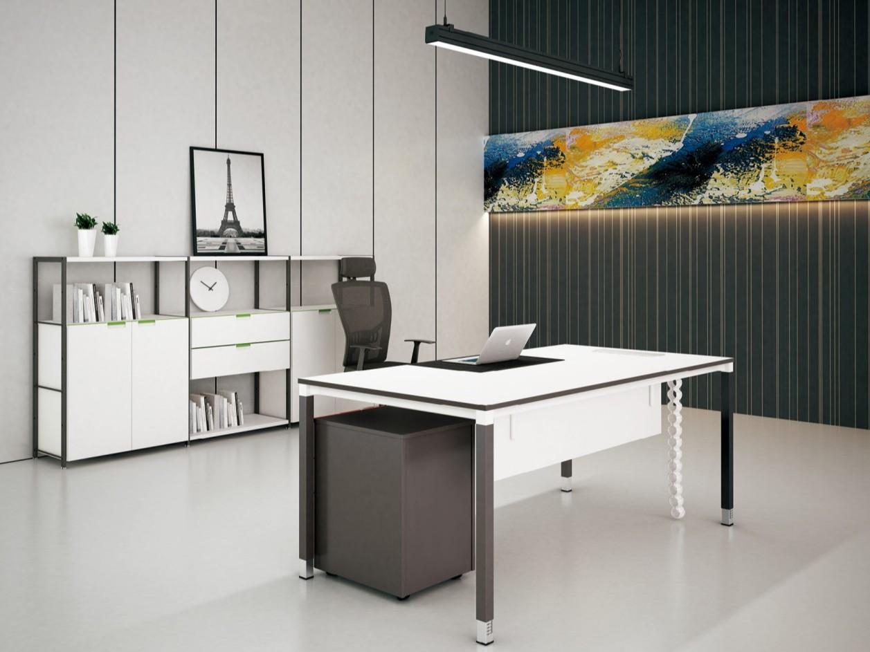 经理办公桌-办公桌生产厂家