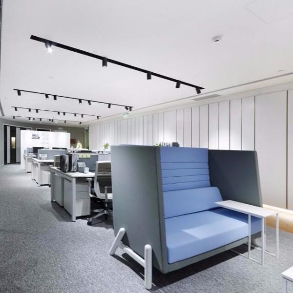 长沙云湖科技:办公家具让办公室环境美到爆