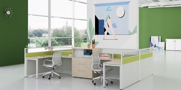 长沙办公家具的色彩风格