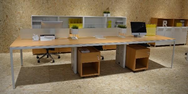 长沙办公家具厂告诉你板式办公家具的好坏怎么分辨?