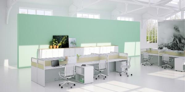 长沙办公家具对不同办公区域有何设计呢?